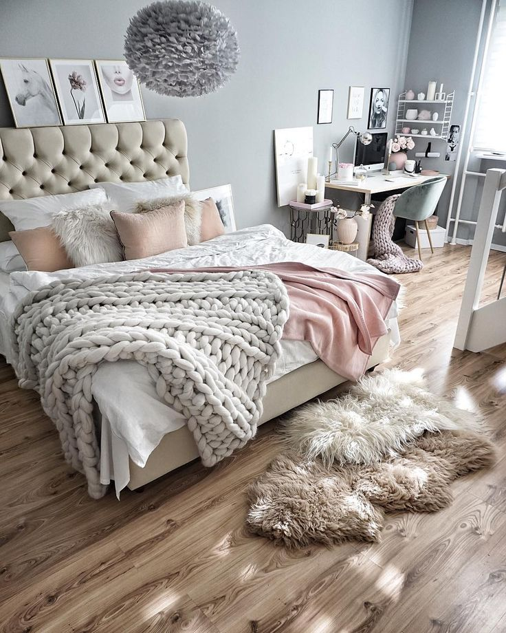 18 cozy and beautiful beds in which you want to crawl right away ...