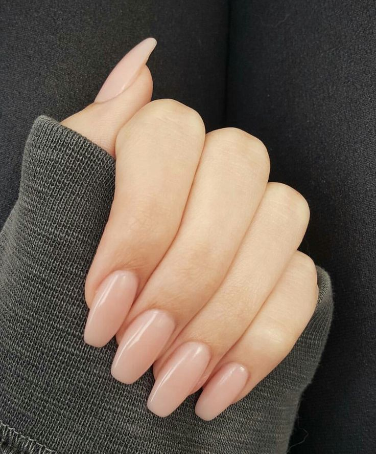 nude perfect manicure for every day - # for any # manicure #naked #perf ...