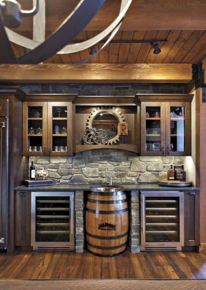 30 Best Man Cave Ideas to Get Inspired #livingroom #basement #bat ...