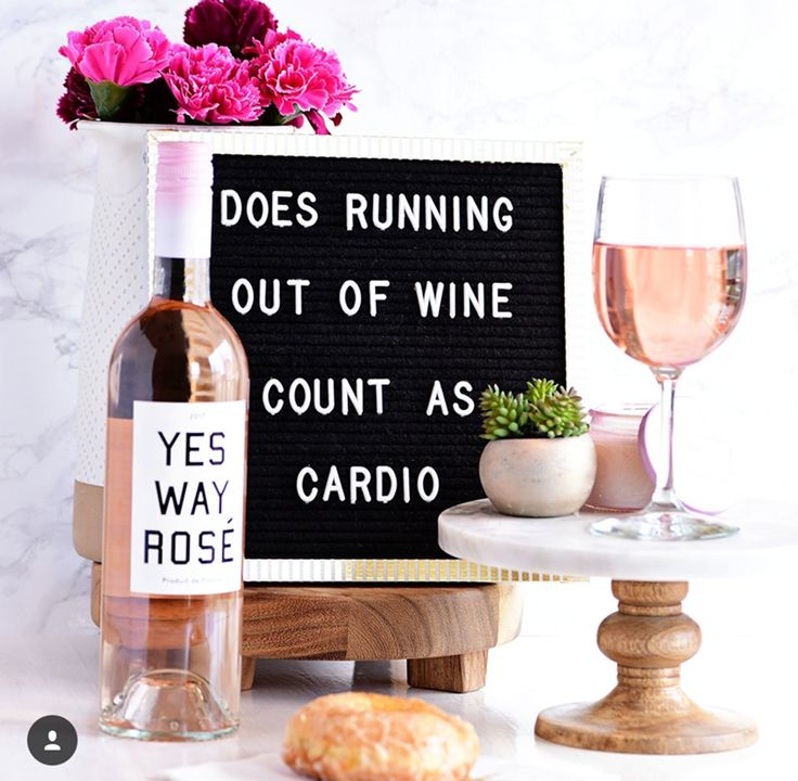 Yes way Rosé! Love this wine bottle!- See our favorite Rosé Party Ideas on B. ...