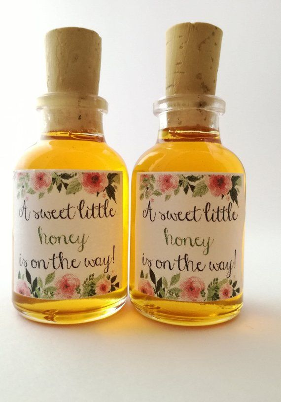 Baby Shower Party Favor - Honey | CatchMyParty.com #catchmyparty #partyideas #ba...
