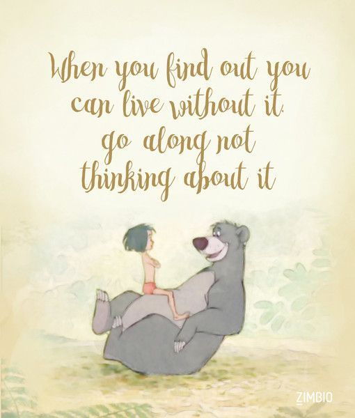 Keep it simple – These Inspirational Disney Quotes Will Instantly Improve Your...