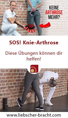 You have knee arthrosis and you do not want medication or surgery ...