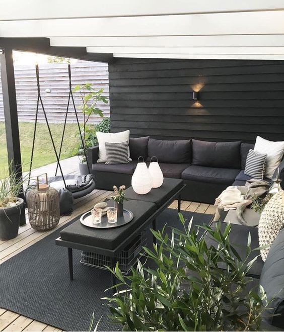 # Decoration-25 + exciting beautiful outdoor living room ideas on a budget ...