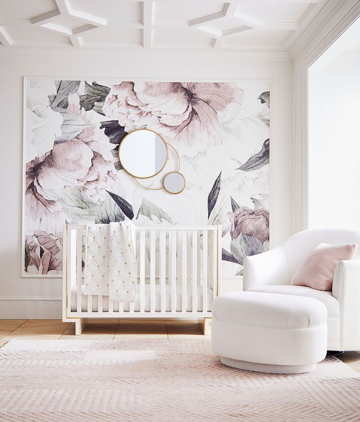 beautiful nursery finds from Pottery Barn's new collection