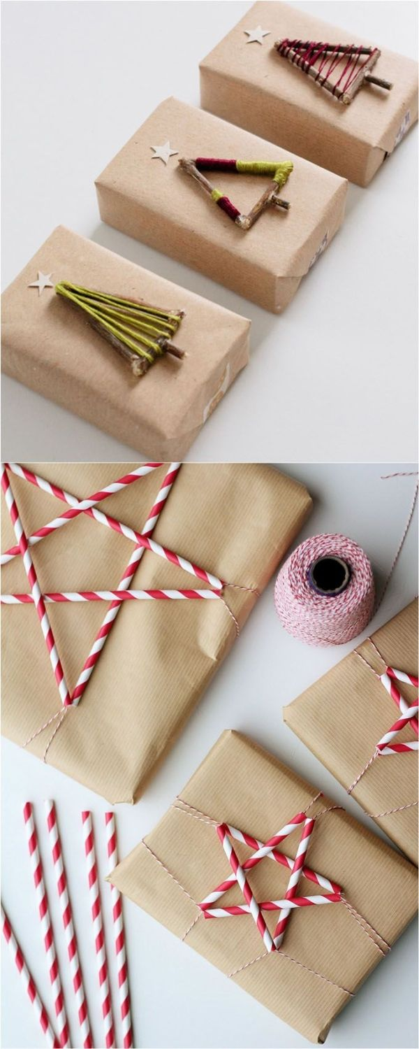 16 inspiring gift wrapping hacks on how to make instant gift bags and beautiful ...