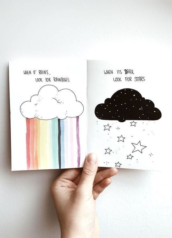 Over 50 amazingly simple Bullet Journal Doodles that will completely rebuild you ...