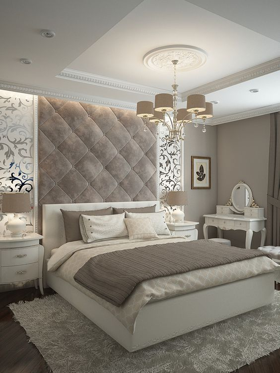 Discover design ideas for the master bedroom, curated by Boca do Lob ...