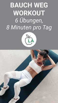 This abdominal training is perfect for women and can easily be at home ...