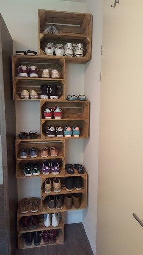 Today we will show you some ways how to organize your shoe collection.
