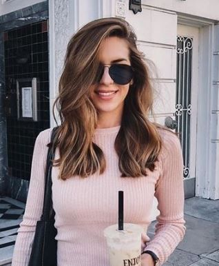 50 amazing shoulder length hairstyles for 2019- shoulder length hairstyle idea + ...