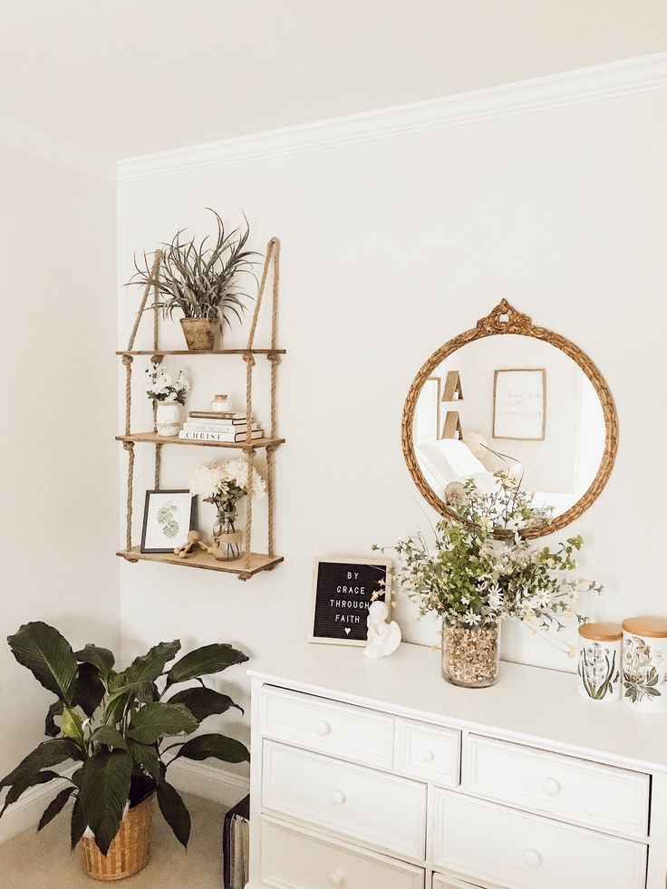 - A mix of modern, bohemian and industrial decorating style ...