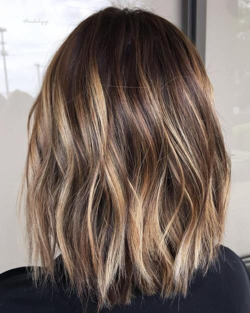 20 fabulous brown hair with blond highlights looks to love #blonde ...