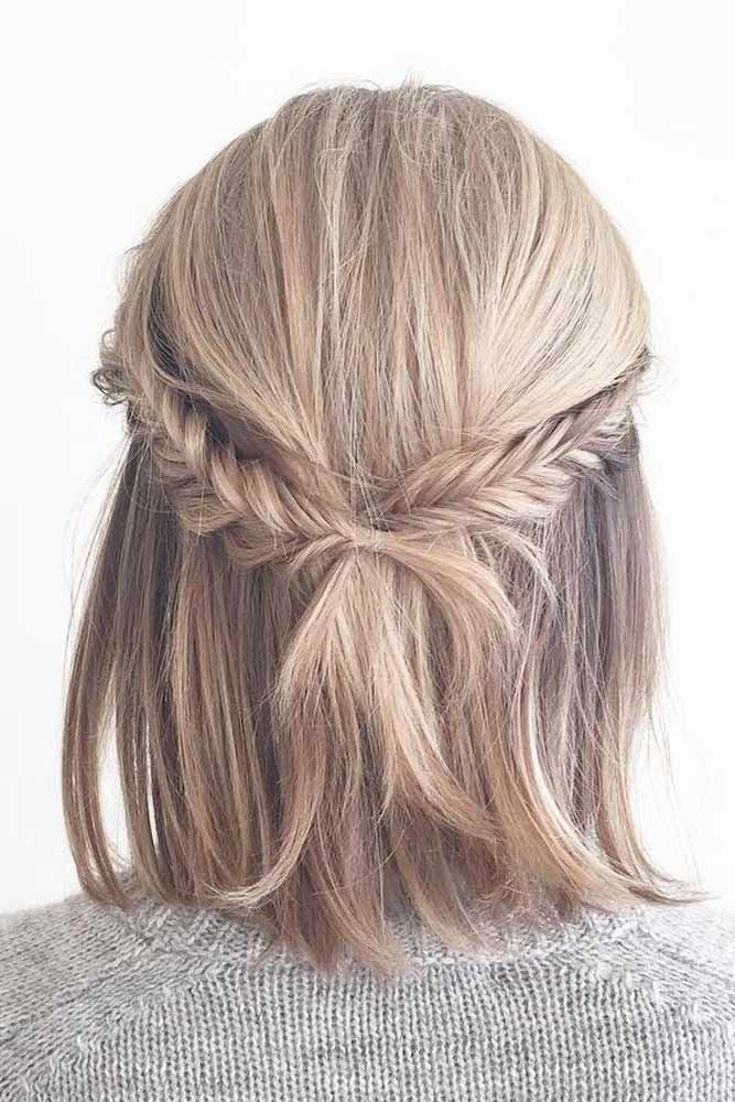 Take a look at our collection of simple hairstyles that are perfect for ...