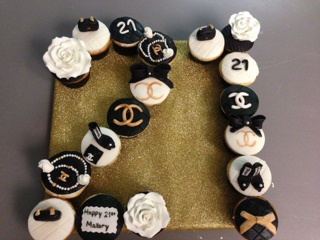26+ Best Photo of 21St Birthday Cupcake Cakes . 21St Birthday Cupcake Cakes 21st...