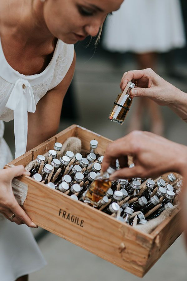 23 Chic DIY Wedding Favors Guests will love #gaste #failure ...