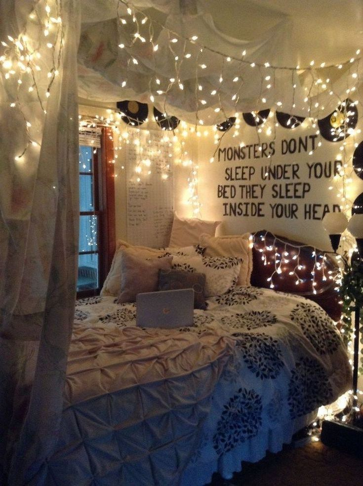 55 Cute Girls Bedroom Ideas for Small Rooms That Will Make You Feel Good : solne...