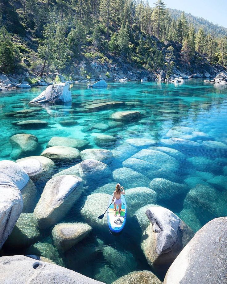 These are the most beautiful lakes in the US to quench your wanderlust - The 17 sc ...