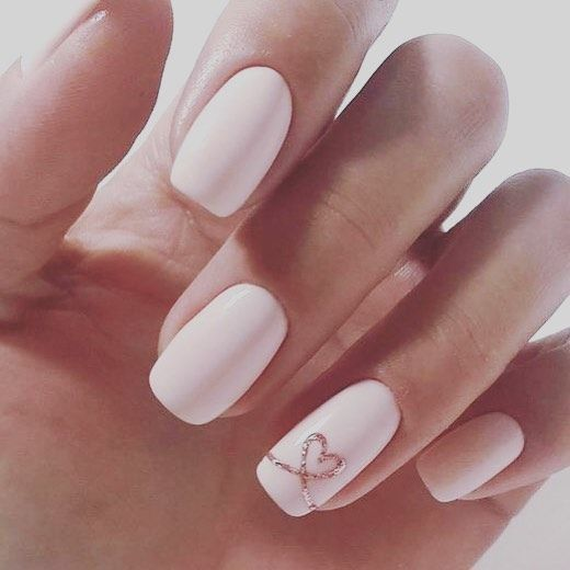 60+ Dreamlike wedding nail art designs for beautiful brides # wedding nails