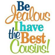 Shared Ancestors--Cousins Day|   That is the wonderful part of having cousins, e...