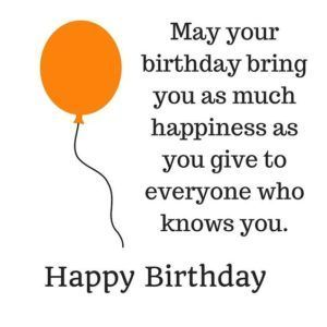 Happy Birthday Quotes For Best Friend   -  #BirthdayQuotes18th #BirthdayQuotes24...