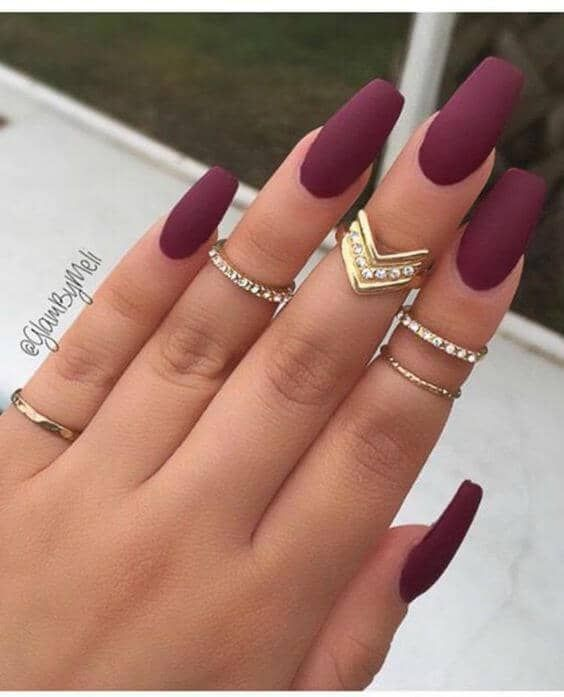 27 Fall Falling Nail Designs Start of the Season #designs #However #season #s ...