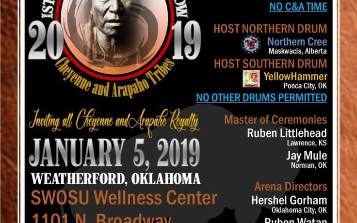 1st Annual Honoring Our Elders Powwow (2019) – Pow Wow CalendarSearch by Algol...