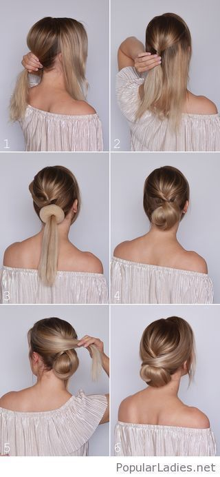 Great tutorial for low rolls # rolls # for #low #tolles #tuto ...