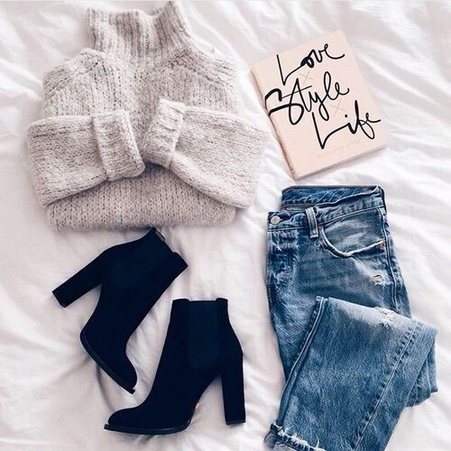 To combine pullover outfit for fall celebrity fashion outfit trends #out ...