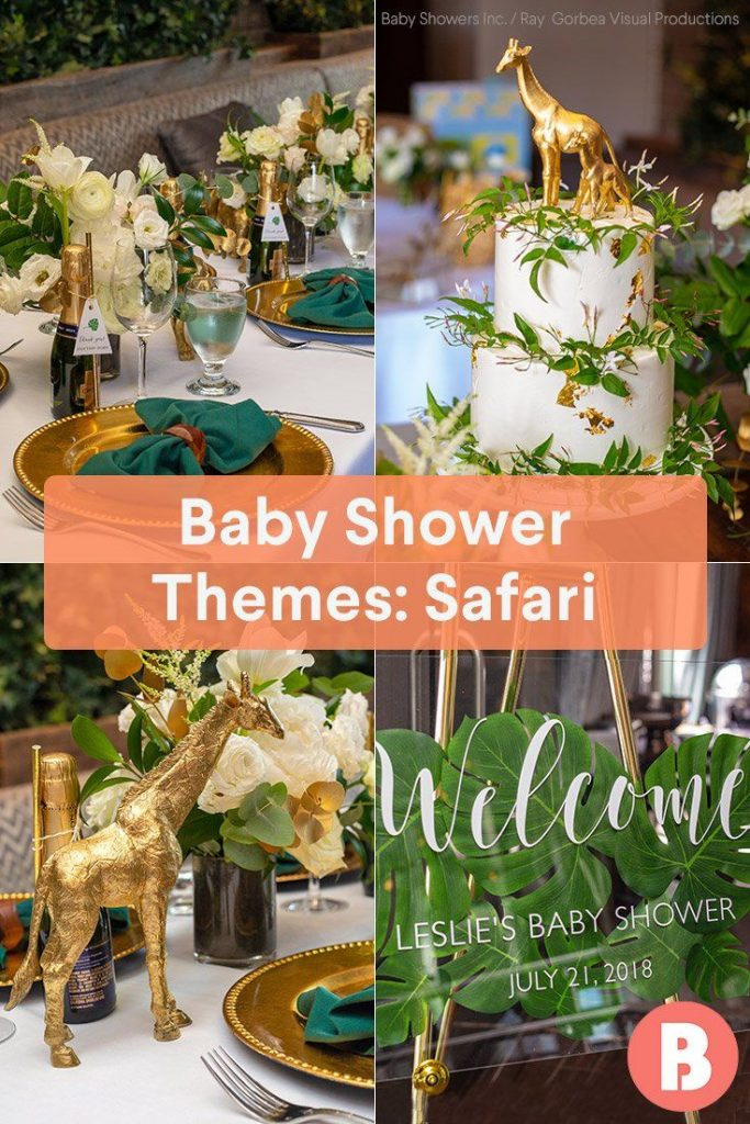 Baby is almost here! Check out these cute baby shower themes for boys, girls, tw...