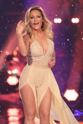 "As in the previous year, Helene Fischer will be presenting the audience with the ""Helen ..."