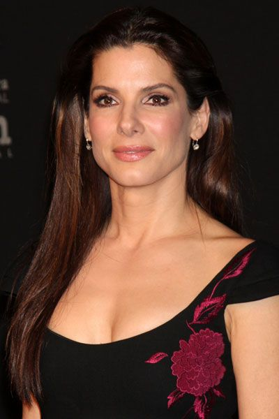 Sandra Bullock is happy, even the worst actress Hollywoo ...