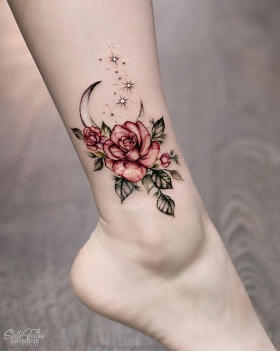 Foot Tattoos: First temptation to try tattoos on foot