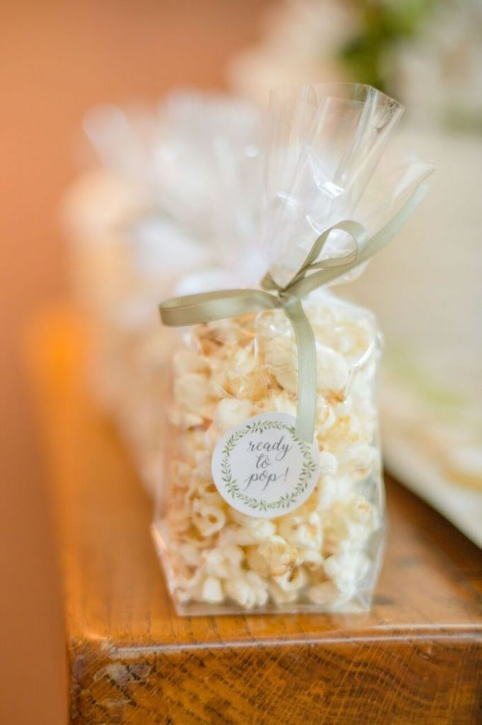 "Ready to Pop - Popcorn from an ""Oh Baby"" Garden Oasis Baby Shower on Kara's Part..."