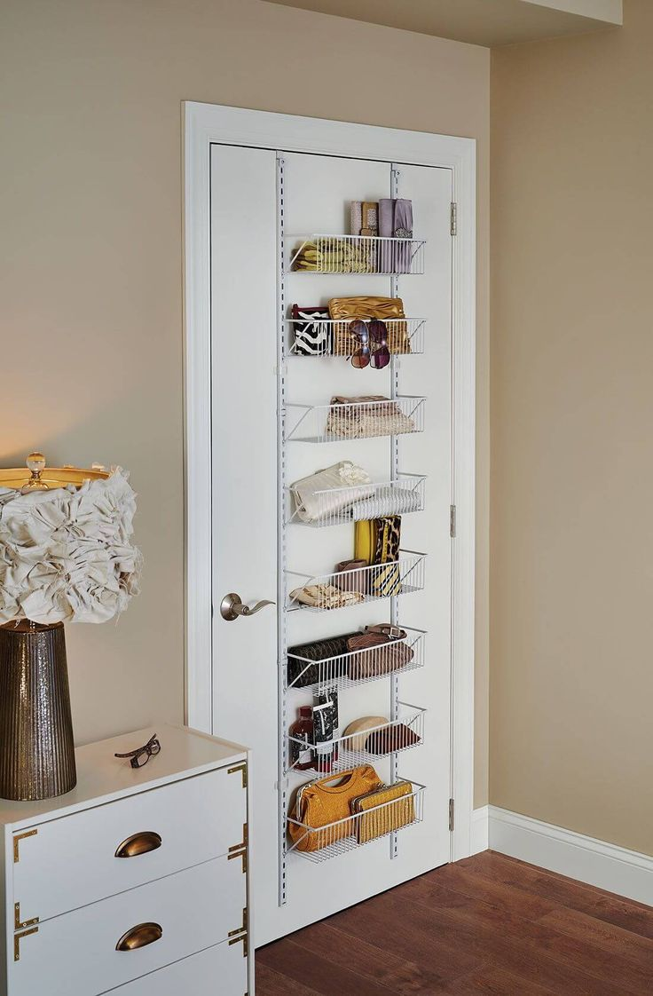 38 Brilliant Bedroom Organization Ideas That Help You Keep Everything in Place ...