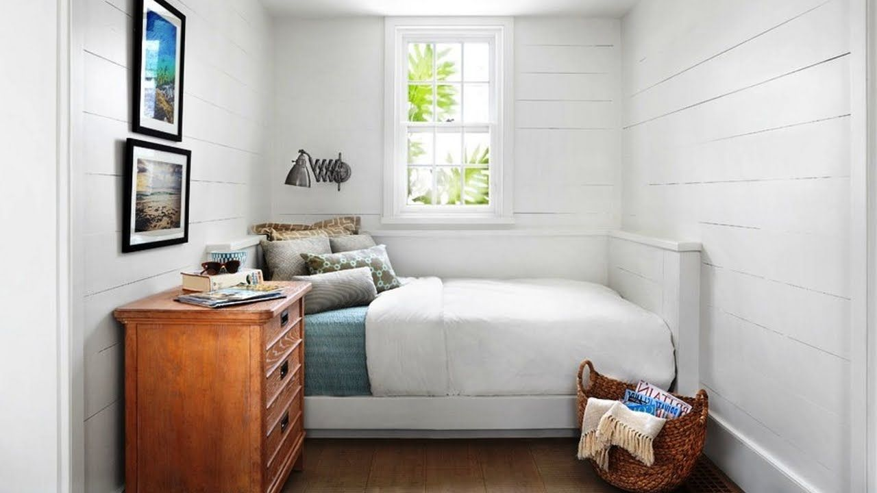 How to Make A Cramped Bedroom Feel Spacious