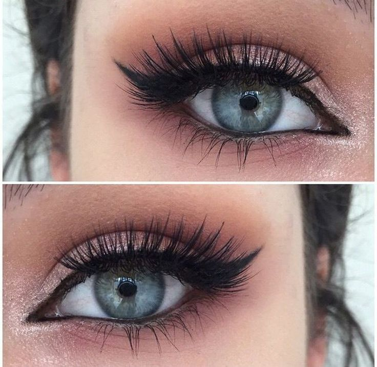 10+ Beautiful Blue Eyes Makeup Ideas that you should try now; #MakeupLovers #BlueEyes ... - Beauty Tips & Tricks