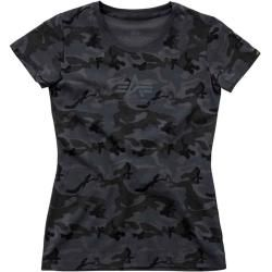 Under Armor Women's Running Shirt Streaker Short Sleeve, black, size approx. 40 Under ArmorUnder Armor