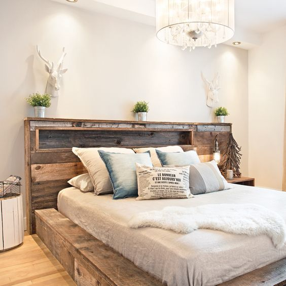38 RUSTIC MASTER BEDROOM IDEAS THAT YOU MUST TRY