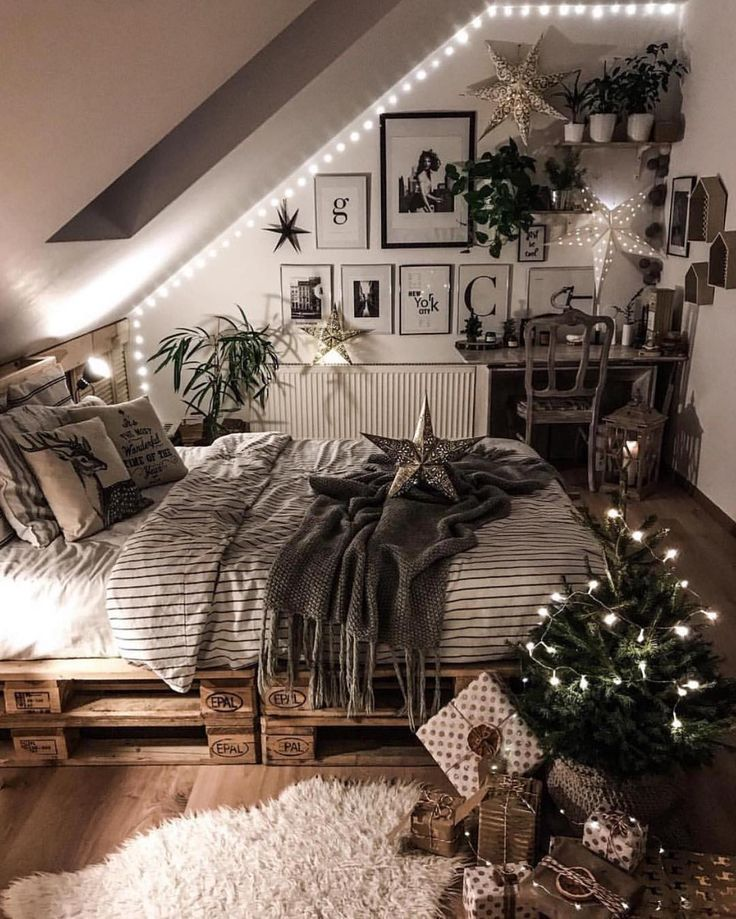 25 Rustic Bedroom Ideas That'll Ignite Your Creative Brain - #Bedroom #Brain #Cr...