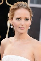 Oscars 2013: The 10 Best Beauty Looks - Jennifer Lawrence