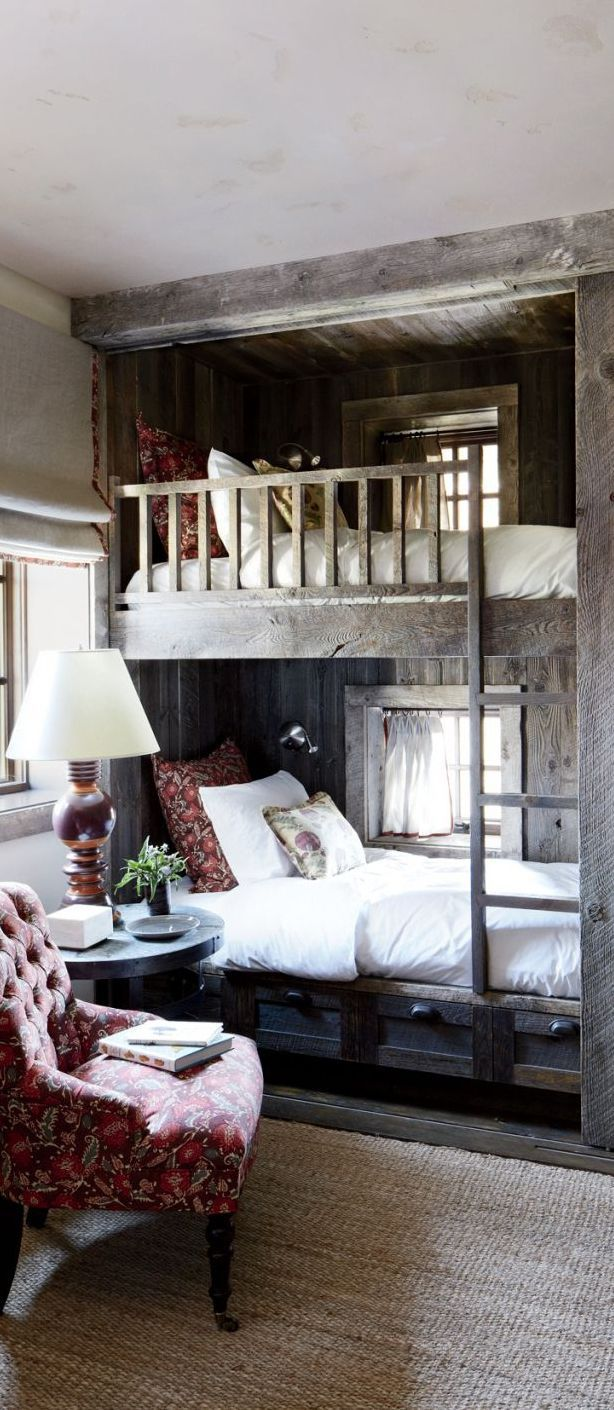 Fabulous Bunk Bed Ideas To Inspire You Bedroom Amusing Decorating Teenage Bedroo...
