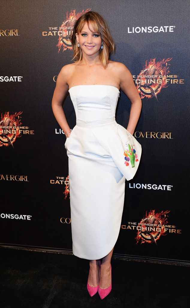 Happy 23rd Birthday to Jennifer Lawrence! (Click to read her most outrageous quo...