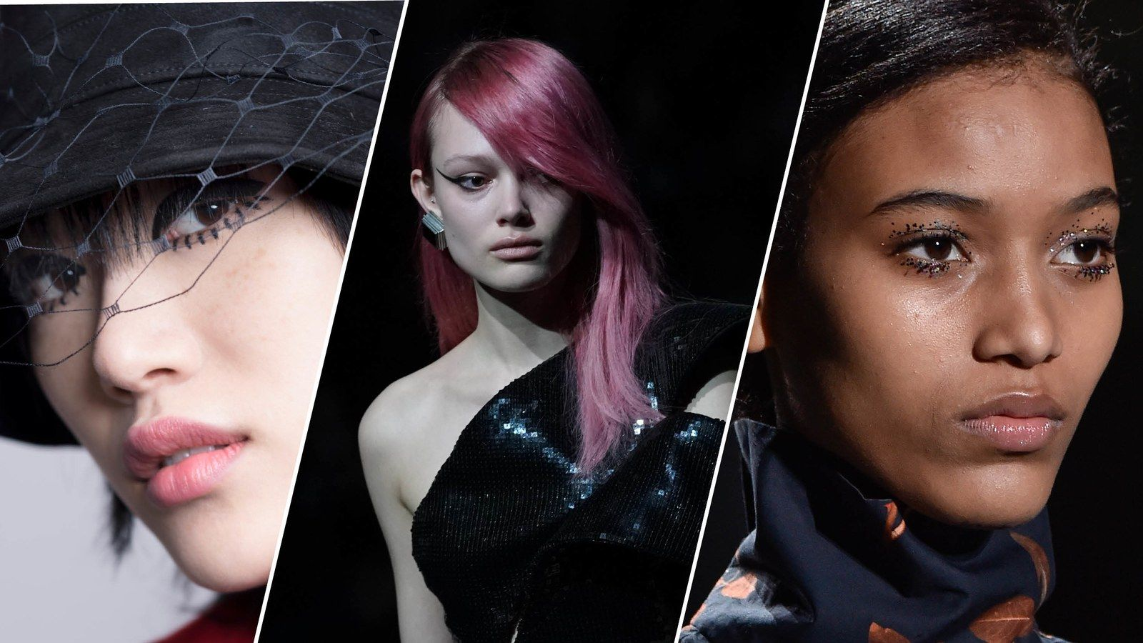 All the Amazing Beauty Looks From the Paris Fashion Week Runways
