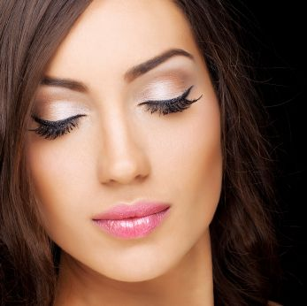 How To Apply Fake Lashes For Prom Night   Beauty High. I assume the same rules a...