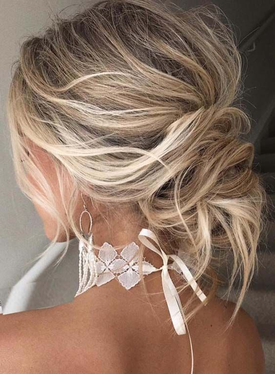 49 Stunning Undone Updos You Need to Try in 2018. Check out here the amazing und