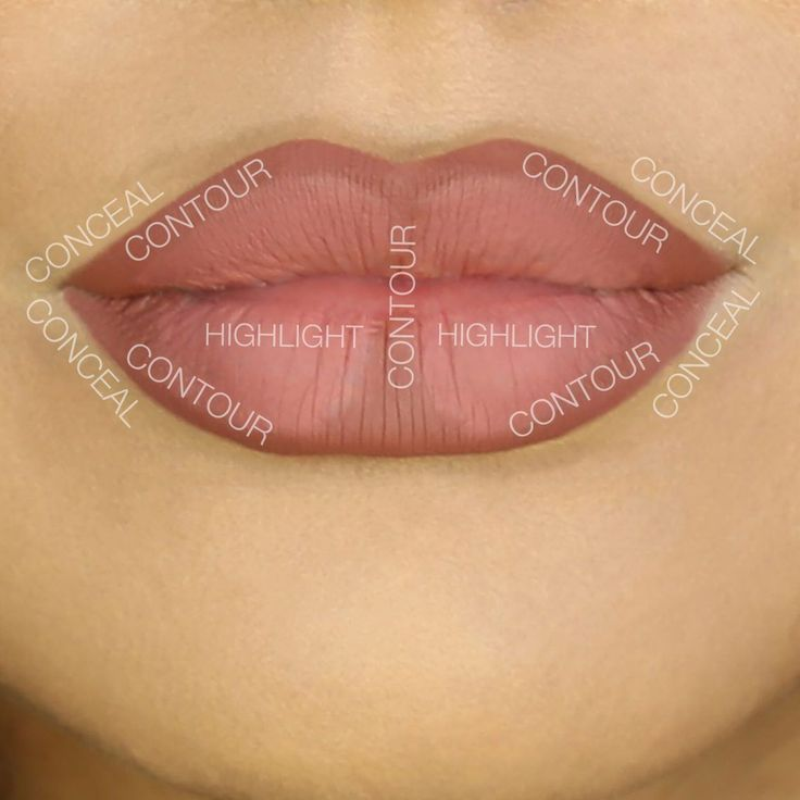 Why I STILL Swear by Lip Contouring! (with How-To) – Huda Beauty – Makeup an...