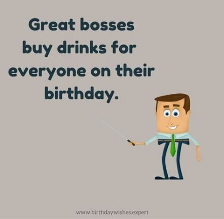 23 ideas for birthday quotes for boss fun #birthdayquotesforboss 23 ideas for bi...