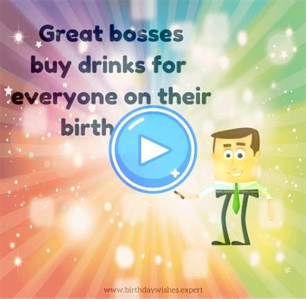 23 ideas for birthday quotes for boss fun 23 ideas for birthday quotes for boss ...