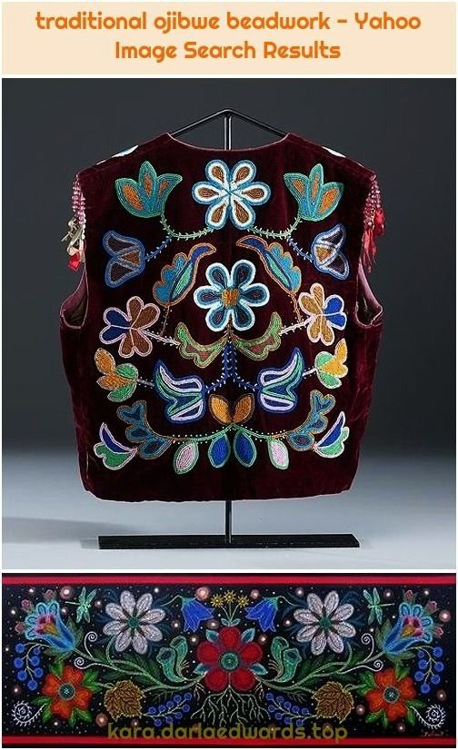 #imagessearchyahooc #traditional #beadwork #results #ojibwe